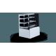 Vitrine à patisserie Cube W 3P Mod/C