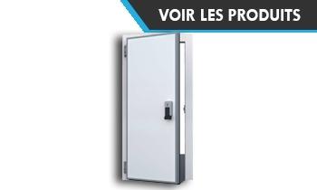 Portes de Chambre Froide au meilleur rapport qualité/prix ...
