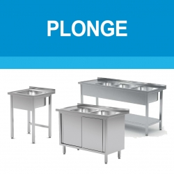 Plonge Inox
