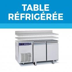 Table réfrigérée & Saladette