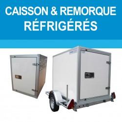 Caisson frigorifique & Remorque Frigorifiques