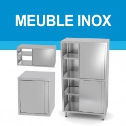 Meuble inox