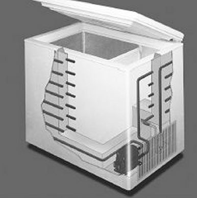 Sch ma frigorifique d 39 un cong lateur colddistribution - Prix d un congelateur tiroir ...